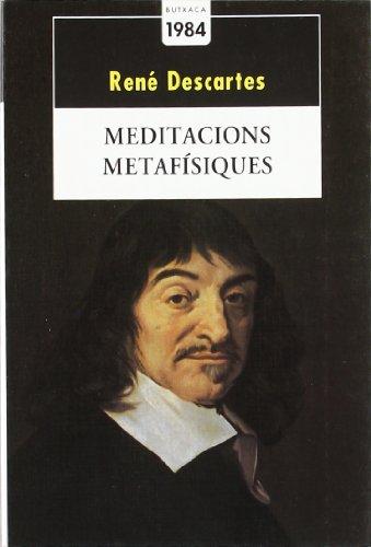 Meditacions metafísiques (Butxaca Antic Fons) por René Descartes