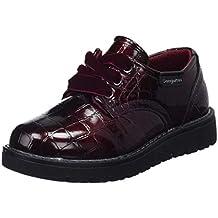 Amazon.es: zapatos charol niña burdeos