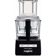 Magimix compact 3200 xl nero con spremiagrumi ed accessori