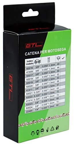 CATENA 0,325 1,3-72E X MOTOSEGA Cartomatica Confezione da 1PZ
