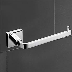 Comfort'RH2027 domicile avec serrure-Porte-Papier toilettes WC Chromé