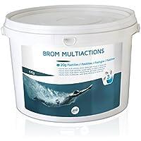 Gre 76027 - Bromo multiacciones en pastillas 20g, 5 kg