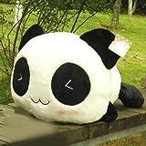 elegantstunning Kissen, Bequem, Panda, Plüsch-Kissen