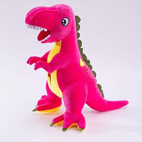 WNBJ Dinosaur Giocattoli di Peluche Bambola Cartoon Bambola Regalo di Festa di Compleanno 60 CM Rosa