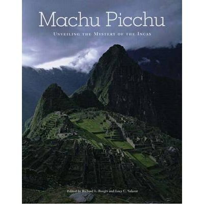 [ MACHU PICCHU: UNVEILING THE MYSTERY OF THE INCAS ] BY Burger, Richard L. ( Author ) Mar - 2008 [ Paperback ]