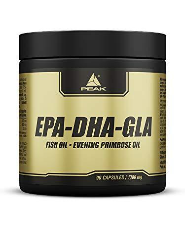 PEAK EPA/DHA/GLA - 90 Gel Kapseln à 1400mg -