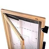 Feldbuchrahmen DIN A4 - Holz - Das ...
