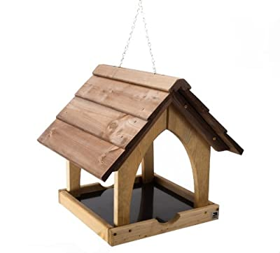 RSPB Hanging Gothic Bird Table from RSPB Sales Ltd