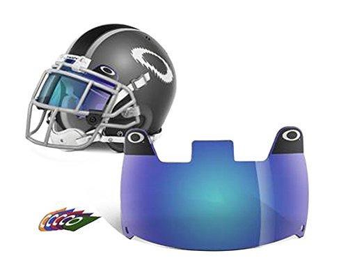 Oakley Fußball Shield, Herren, 42-012, blau, Einheitsgröße
