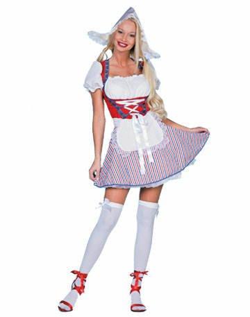 Sale Damen-Kostüm Sexy Holländerin, Gr. 46 EMPFEHLUNG (Halloween Kostüm Sale)