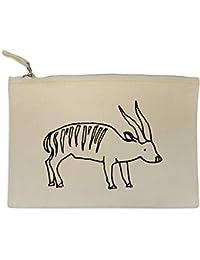Paul.hide ESSE GRANDE Tasche Leder Antilope Springbok