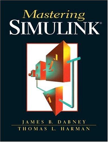 Pearson Mastering Physik, (Mastering Simulink)