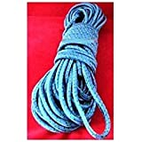 Tensor, cable elástica 20metros color azul
