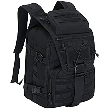 Selighting BAIGIO Tactical Backpack 40//50L Waterproof Military Hiking Bag 3 Way MOLLE Assault Rucksack for Trekking Travelling Camping Outdoor Sports