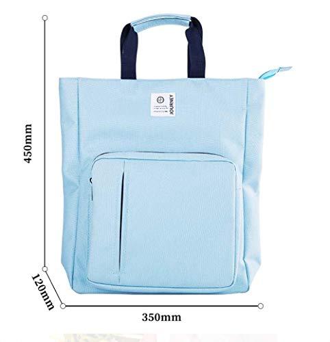 ZWHBB Rucksack Tutorial Tasche Kunst Tasche Make-up Kit Grundschüler Einkaufstasche, Schultasche Jungen und Mädchen Kinder Lerntasche (Für Mädchen Make-up-kit Junge)