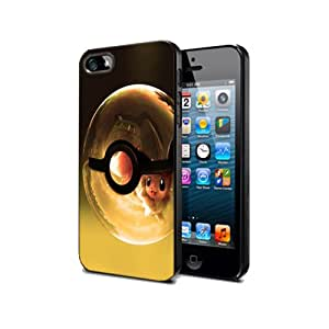 Pm01 Pokemon Design Hülle Case Cover schwarz Pvc für Nexus UTMSHOP @4