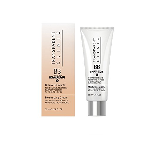 Transparent Clinic Bb Perfect Skin Natural Crema Color