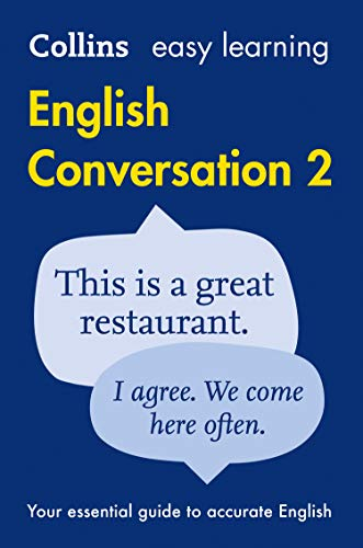 Collins Easy learning English conversation: book 2 (second edition)