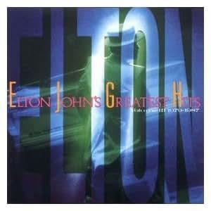 Elton John's Greatest Hits, Volume III, 1979-1987 (UK Import) [Musikkassette]
