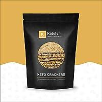Ketofy - Keto Crackers (250g) | Gourmet, Nutritious Keto Crispbread