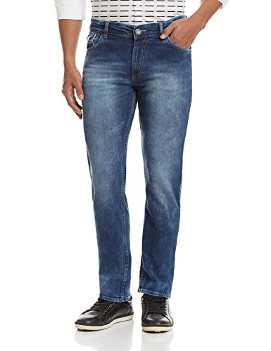 John Players Men's Relaxed Jeans