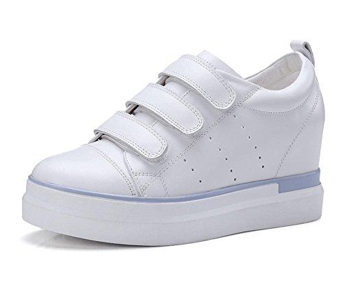 wexe.com Frau Frühling Aufzug Schuhe Steigung mit Schuhen Freizeitschuhe , US5.5 / EU35 / UK3.5 / CN35