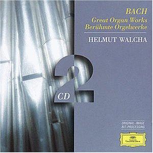 Musik: Berühmte Orgelwerke von Helmut Walcha