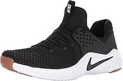 Nike Free TR 8 Herren Running Trainers AH9395 Sneakers Schuhe (UK 8.5 US 9.5 EU 43, Black White Black 002)