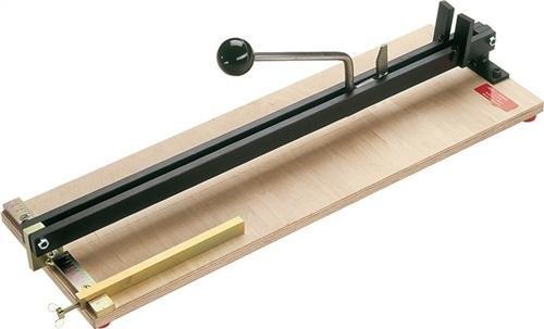 HOLTMANN Fliesenschneidemaschine Hufa Hobby Schnitt-L.495mm HUFA Schneid-D.15mm