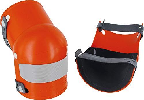 Nierhaus knieschoner Gelenkschoner, orange, 20 C mitw.