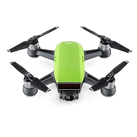 DJI - Spark Combo Vert - Drone Quadricoptère avec Caméra
