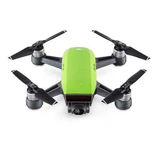 DJI Spark Fly More Combo - Dron cuadricóptero (full hd, 12 mpx, 50 km/h, 16 minutos, + 6 accesorios) color verde hierba