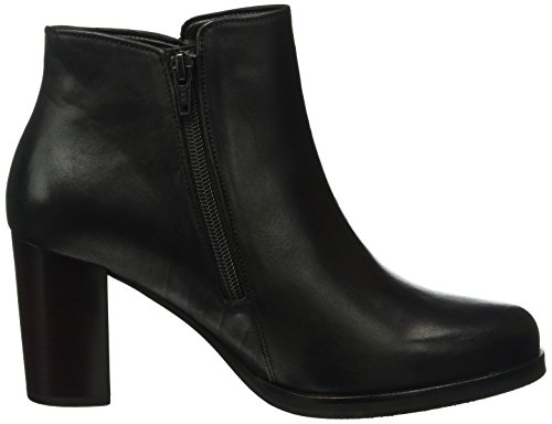 Gabor Shoes Fashion, Stivaletti Donna Nero (schw.Ra.+Abs.Rot)