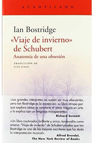 Descargar gratis Viaje De Invierno De Schubert de Ian Bostridgde