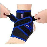 One Size Sprunggelenk Sportbandage Fußgelenk-Bandage Ankle Support