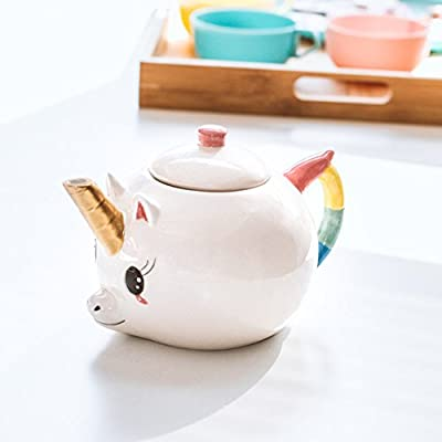 Magic Tea Théière Licorne - Unicorn Teapot