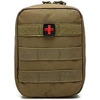 GXYCP Medizinische Tasche Im Freien Werkzeuge Aufbewahrungstasche Molle Multifunktions-Erste Hilfe Waschen Taille... preisvergleich bei billige-tabletten.eu