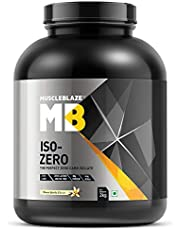 MuscleBlaze Iso-Zero (2kg Dutch Vanilla)