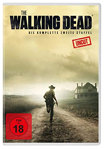 The Walking Dead - Staffel 2 [3 DVDs]