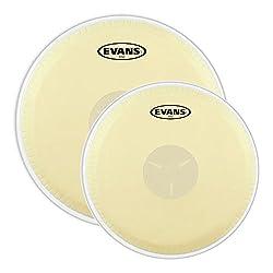 Evans Eb0709 Tri-center Bongofellset 17,7 Cm (7 Zoll) - 22,8 Cm (9 Zoll)