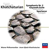 Khatchaturian : Symphonie 2 - Gayaneh-Suite - Spartacus [Import allemand]