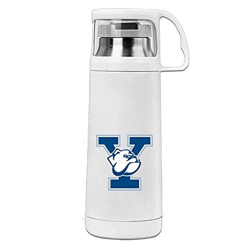 bakeonion Yale University Bulldogs Vakuum Tasse Travel Becher mit Henkel Tasse Wasser Flasche für Reisen Sport Gym Schule