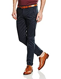 SELECTED HOMME Herren Hose Shhyard Slim St Pants Noos