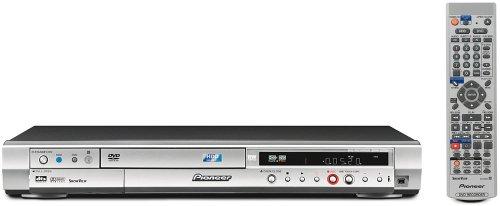 Pioneer DVR-520 H-S DVD- und Festplatten-Rekorder mit 80 GB - Dvr-dvd-rekorder Festplatte