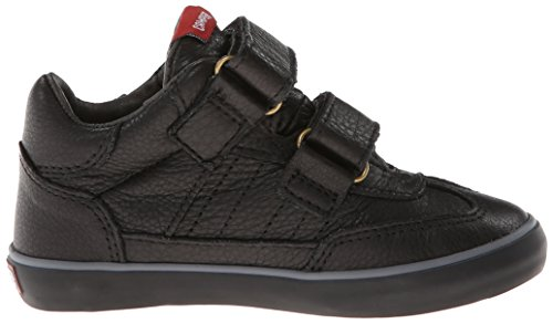 Camper Pelotas Persil Vulcanizado Kids, Sneakers basses mixte enfant Noir (Negro)