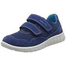 superfit SPORT7 Mini, Sneaker Bambino, Blu (Blau/Blau 81), 28 EU