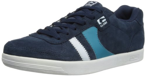 Globe Encore Generation, Chaussures de skate homme Bleu (Navy/Teal 13173)
