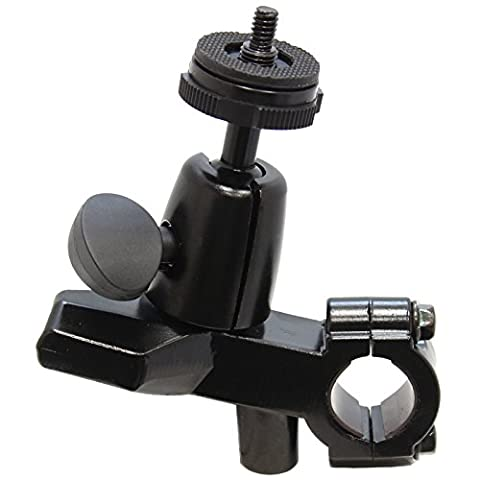 Ryde Adjustable Camera Bar Mount - Strong Metal Design -