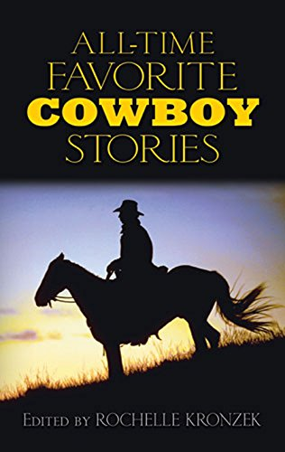 All-Time Favorite Cowboy Stories (English Edition) -