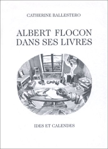 Albert Flocon dans ses livres